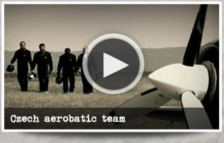 Czech aerobatic team 2009